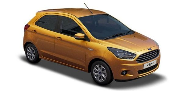 Photo Of Ford Figo