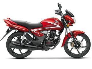 Photo of Honda CB Shine