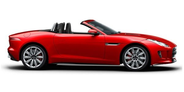 Photo Of Jaguar F Type