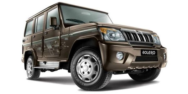 Mahindra Bolero Price, Images, Specifications & Mileage