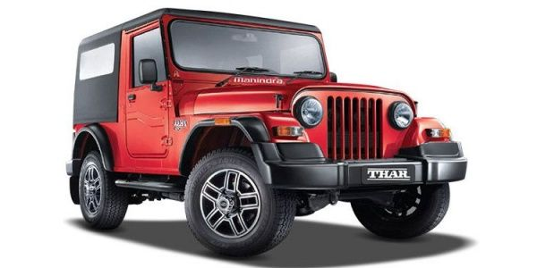 Mahindra Thar Price Check December Offers Images
