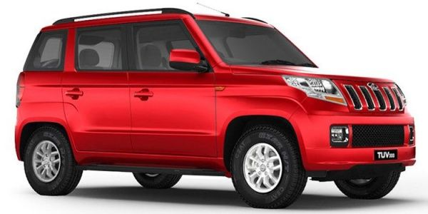 Mahindra Tuv 300 Price Check October Offers Images
