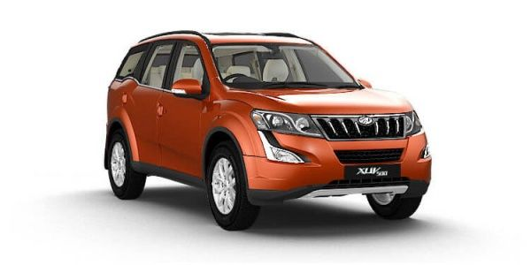 Photo of Mahindra XUV500 W8-2.2-mHawk