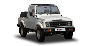 Maruti Suzuki Gypsy Hard Top Ambulance BS IV