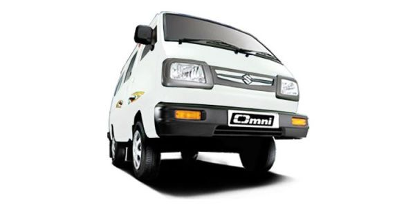 Photo of Maruti Omni 8-Seater