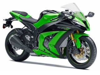 Photo of Kawasaki Ninja