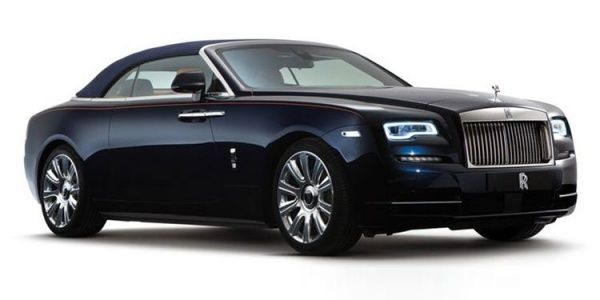 Rolls Royce Dawn Price (Check September Offers), Images, Mileage ...