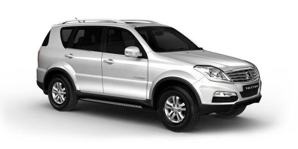 Photo of SsangYong Rexton