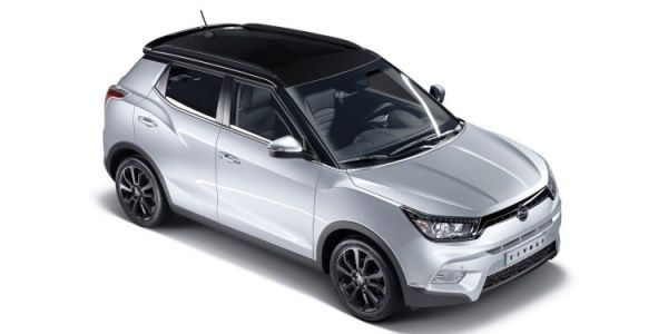 Photo of SsangYong Tivoli