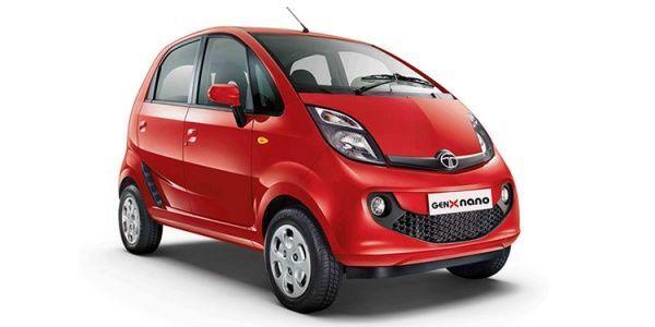 Photo of Tata Nano