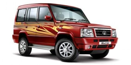 Photo of Tata Sumo