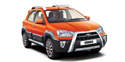 Photo of Toyota Etios Cross G