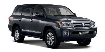 Photo of Toyota Land Cruiser VX
