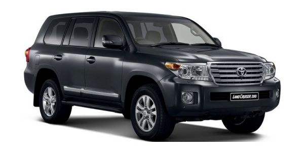 Photo of Toyota Land Cruiser