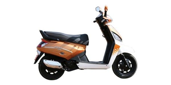 Mahindra Gusto 125 Price Images Colours Mileage Review