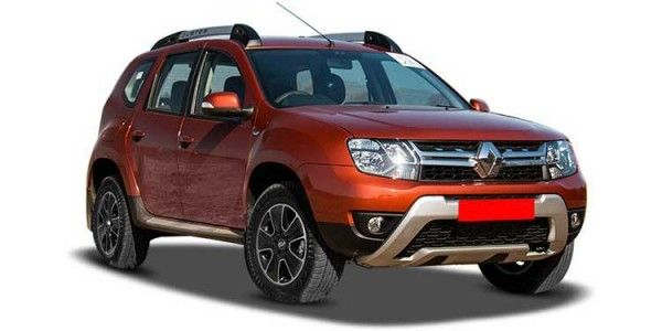 Renault Duster 110PS RXZ AT