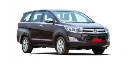 Photo of Toyota Innova Crysta