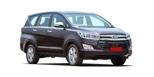 Photo of Toyota Innova Crysta G-7S