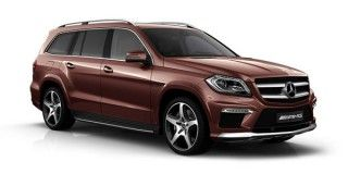 Photo of Mercedes Benz AMG GL