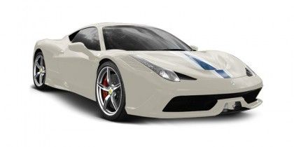 Photo of Ferrari 458 Speciale