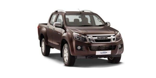 D Max Exhibition Models : Isuzu d max v cross price images mileage colours review in