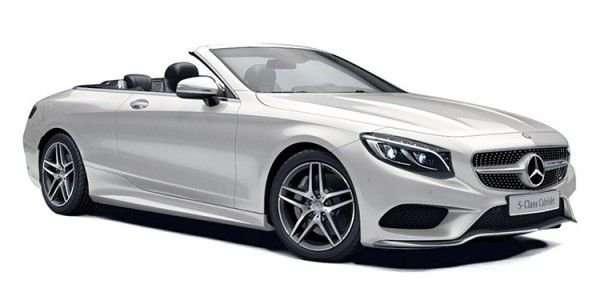 Photo of Mercedes-Benz S-Class Cabriolet