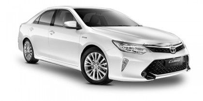 Photo of Toyota Camry 2.5L AT