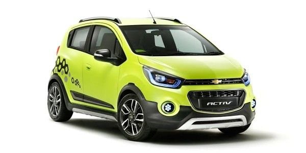 Photo of Chevrolet Beat Activ