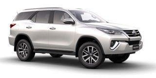 Photo of Toyota Fortuner 2.7 4x2 MT