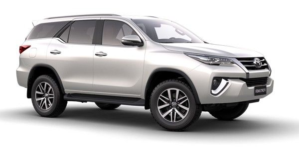 Toyota Fortuner Price, Images, Mileage, Colours, Review in India