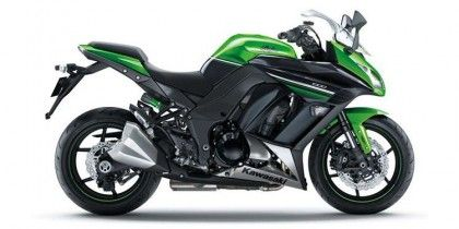 Photo of Kawasaki Ninja 1000 Limited Edition Silver