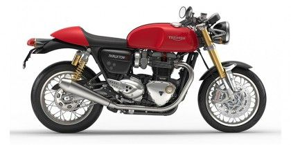 Photo of Triumph Thruxton R ABS