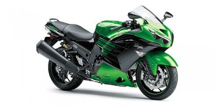 Photo of Kawasaki Ninja ZX 14R Standard