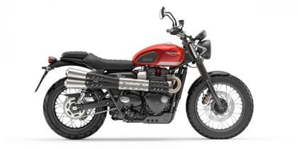 Photo of Triumph Street Scrambler STD