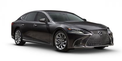 Photo of Lexus LS 500h Luxury