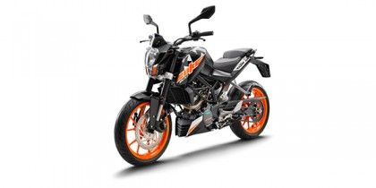 Photo of KTM 200 Duke STD