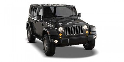 Photo of Jeep Wrangler Unlimited 3.6 4X4