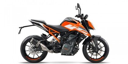 Photo of KTM 250 Duke STD