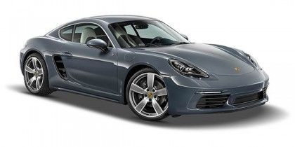 Photo of Porsche 718 Cayman