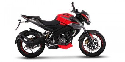 Photo of Bajaj Pulsar NS200 ABS