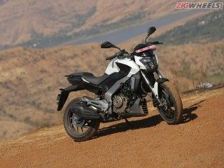 Photo of Bajaj Dominar 400