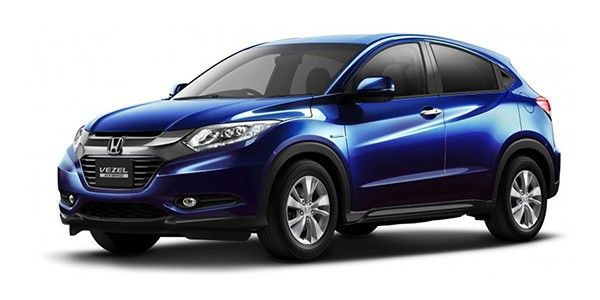 Captivating Honda Vezel
