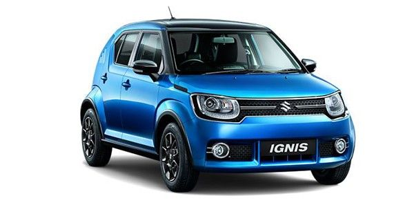 Photo of Maruti Ignis