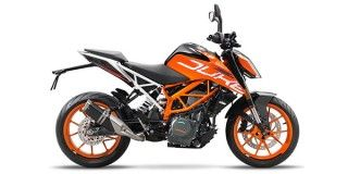 Photo of KTM Duke 390