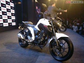 Photo of Yamaha FZ25