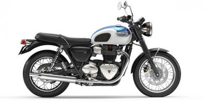 Photo of Triumph Bonneville T100 Standard