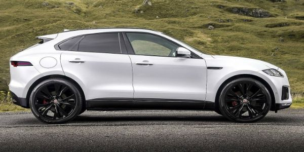 Charmant Jaguar E Pace