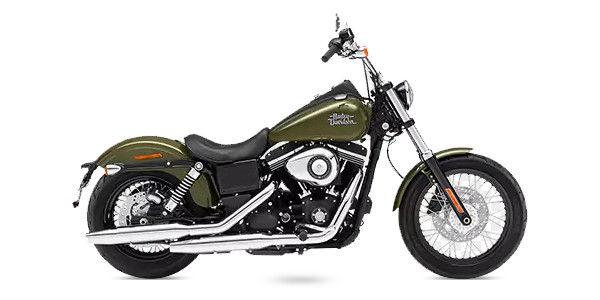 Photo of Harley Davidson Street Bob