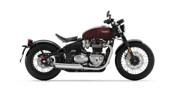 Photo of Triumph Bonneville Bobber
