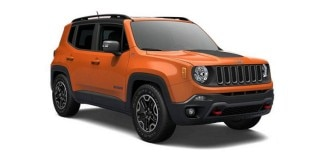 Photo Of Jeep Renegade